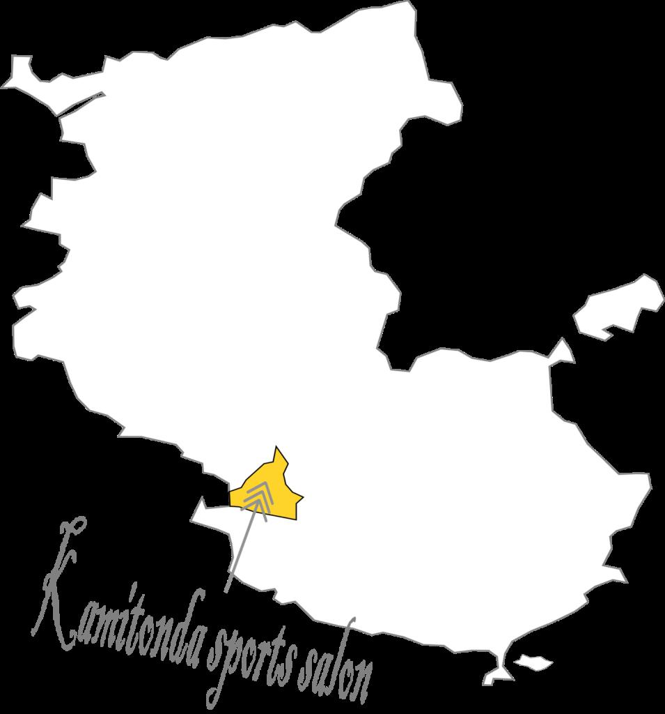 和歌山スポーツサロン地図