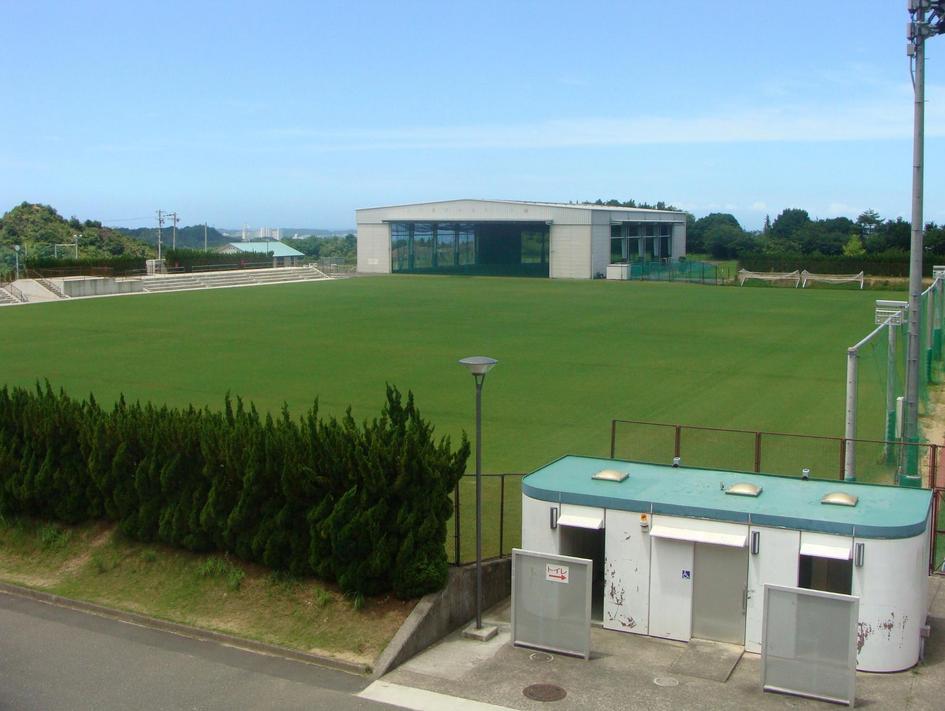 上富田スポーツセンター人工芝グラウンド